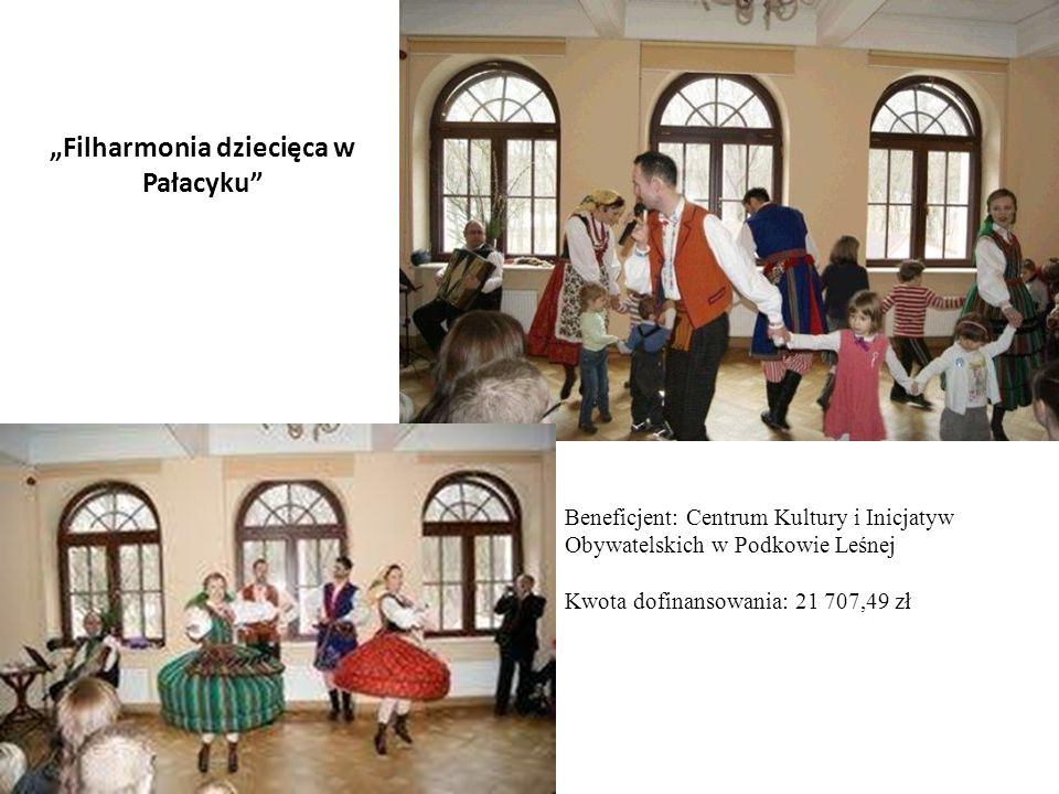 """""""Filharmonia dziecięca w Pałacyku"""