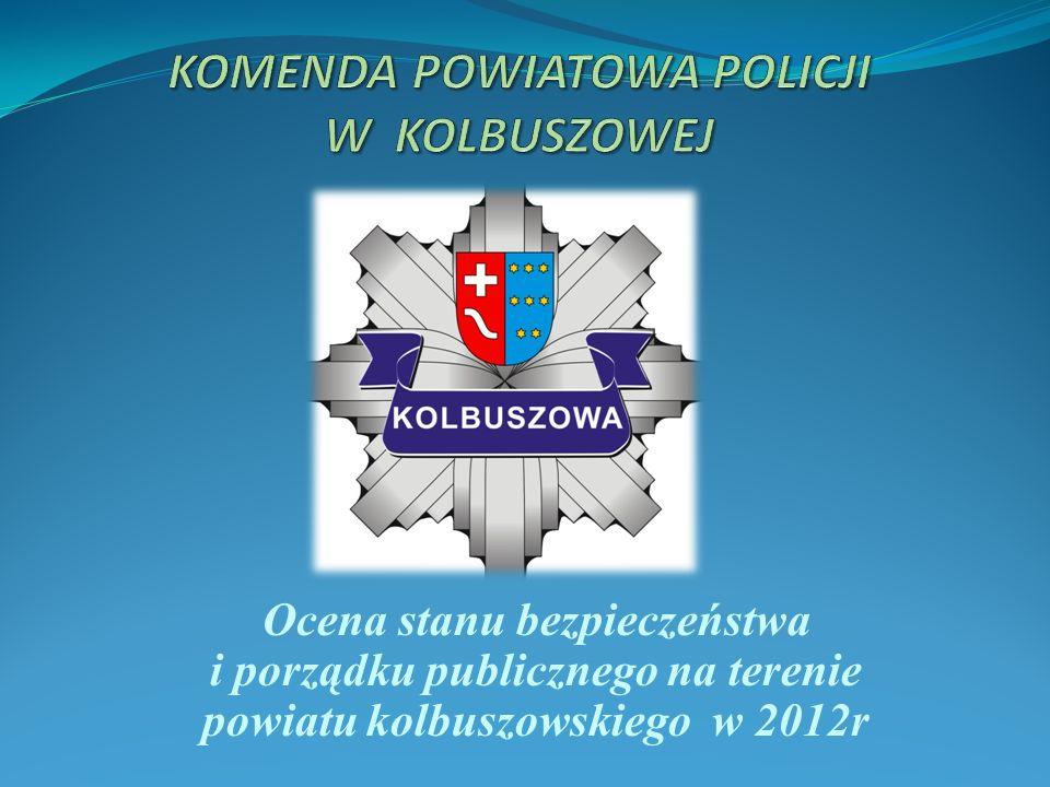 KOMENDA POWIATOWA POLICJI W KOLBUSZOWEJ