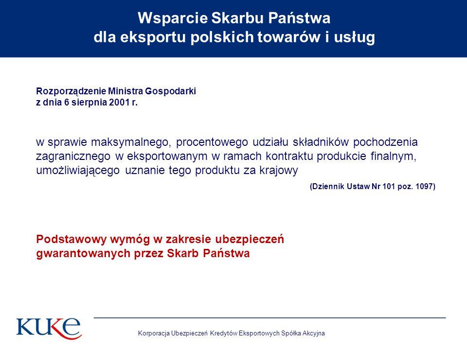 Rozporządzenie Ministra Gospodarki z dnia 6 sierpnia 2001 r.