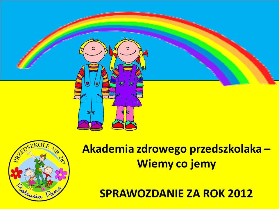 Akademia zdrowego przedszkolaka –