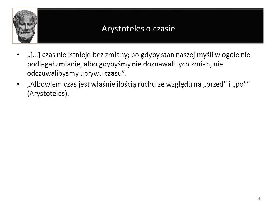 Arystoteles o czasie