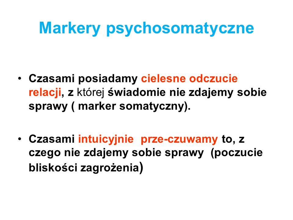 Markery psychosomatyczne
