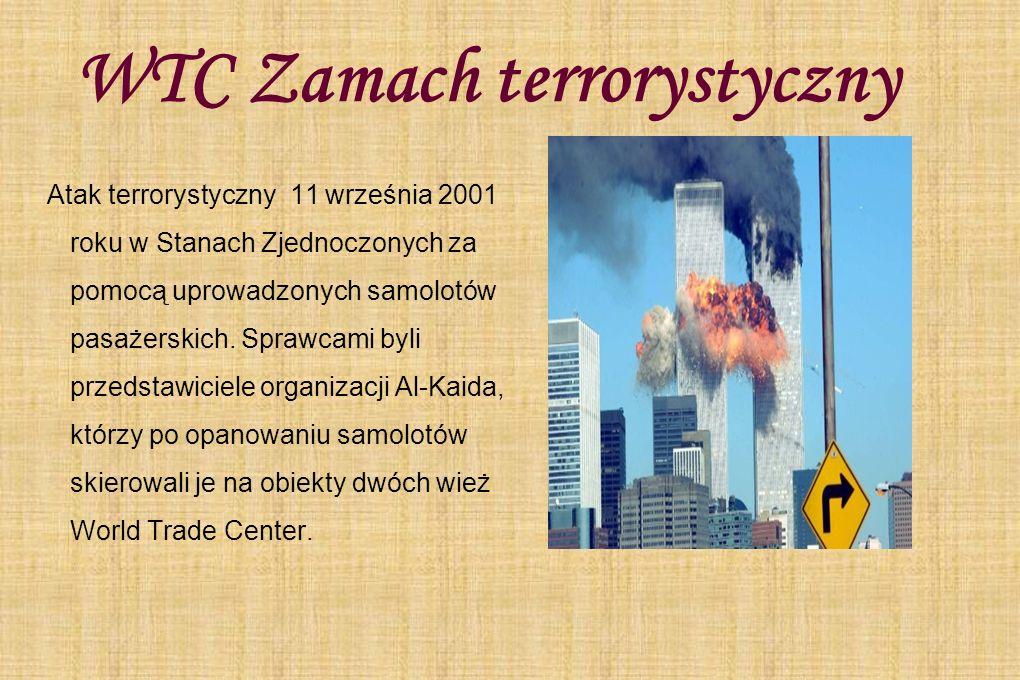 WTC Zamach terrorystyczny