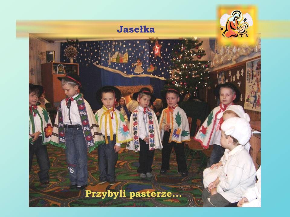 Jasełka Przybyli pasterze...