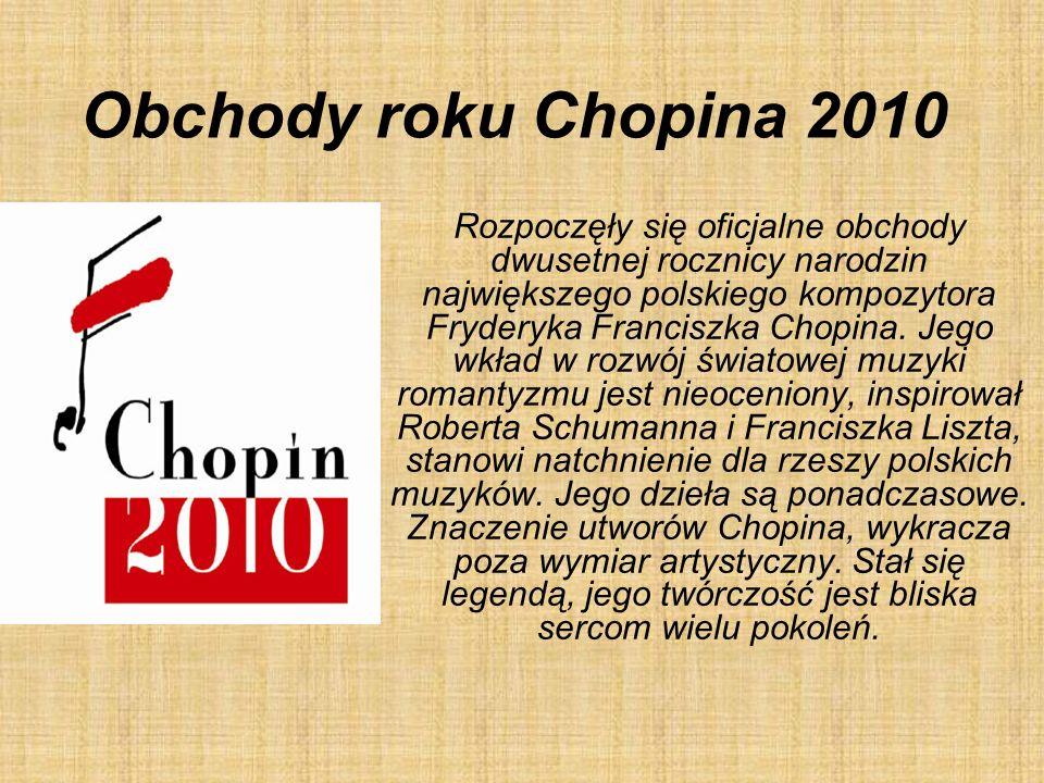 Obchody roku Chopina 2010