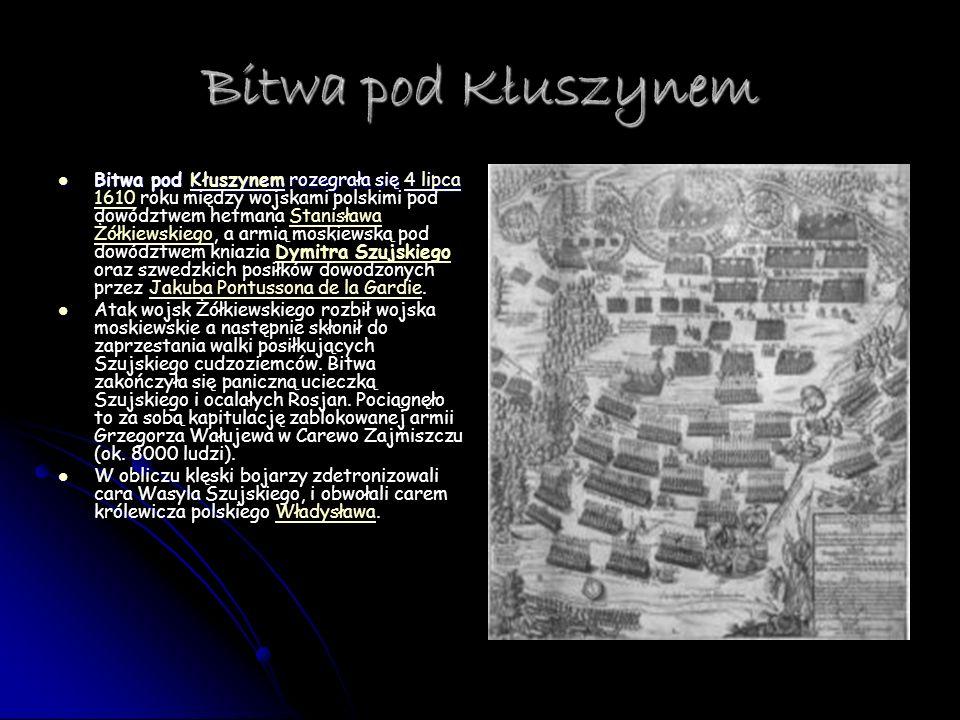 Bitwa pod Kłuszynem