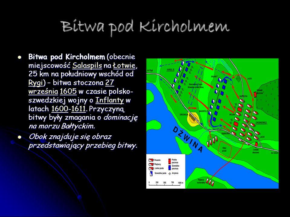Bitwa pod Kircholmem