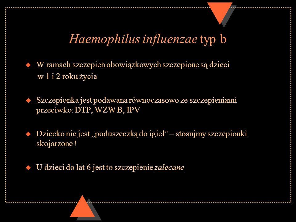 Haemophilus influenzae typ b