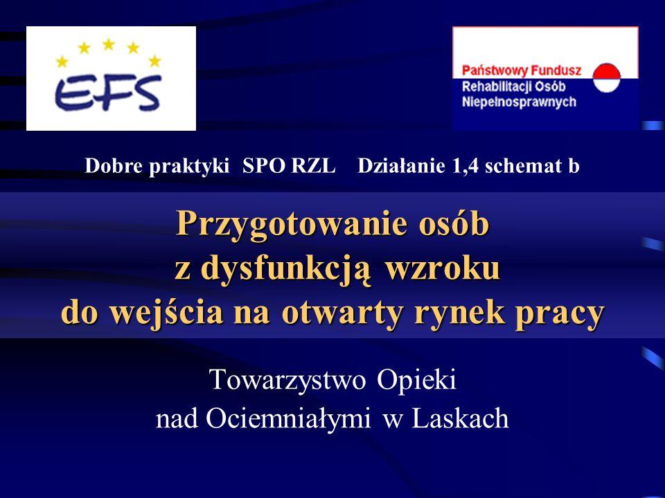 Towarzystwo Opieki nad Ociemniałymi w Laskach