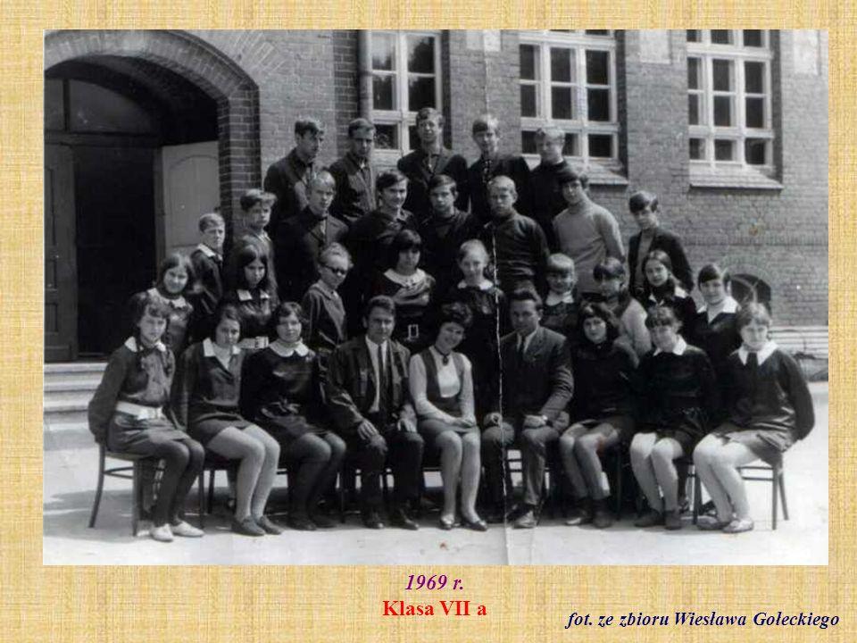 fot. ze zbioru Wiesława Gołeckiego