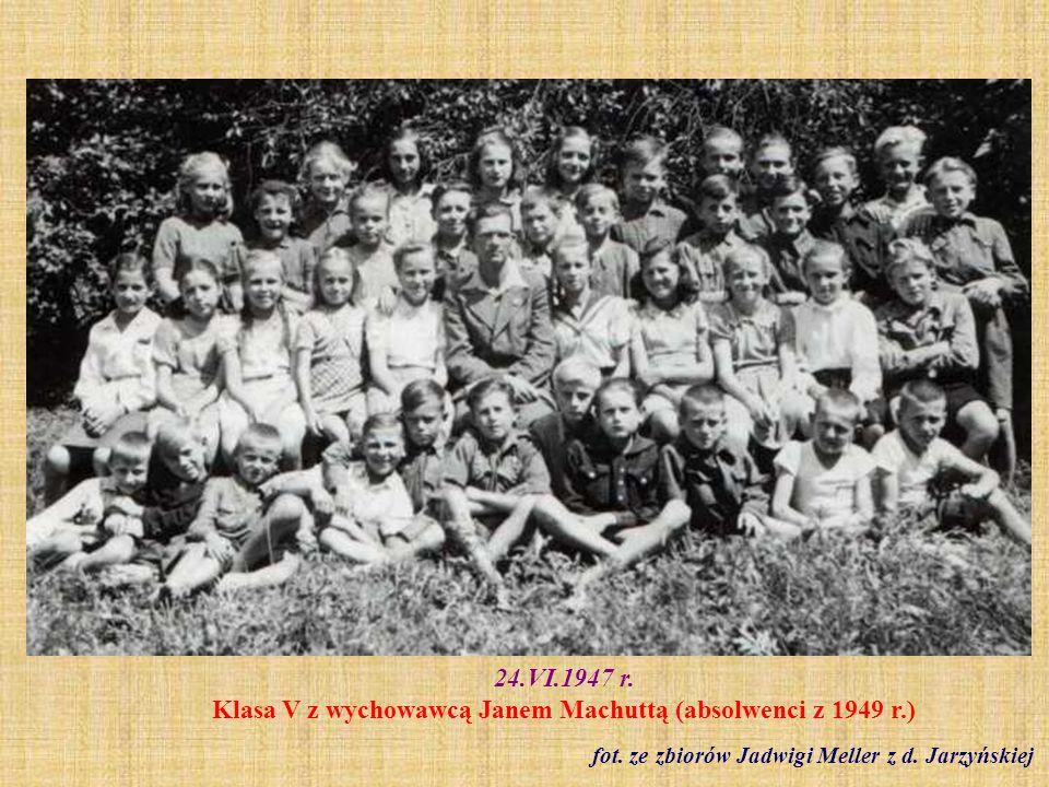 fot. ze zbiorów Jadwigi Meller z d. Jarzyńskiej