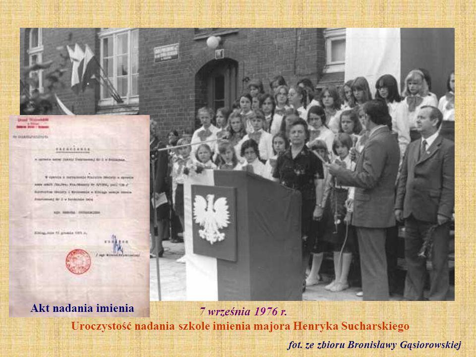 fot. ze zbioru Bronisławy Gąsiorowskiej