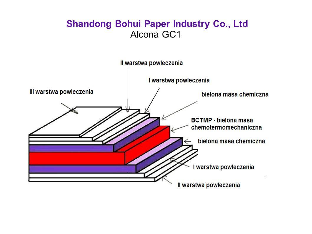 Shandong Bohui Paper Industry Co., Ltd Alcona GC1