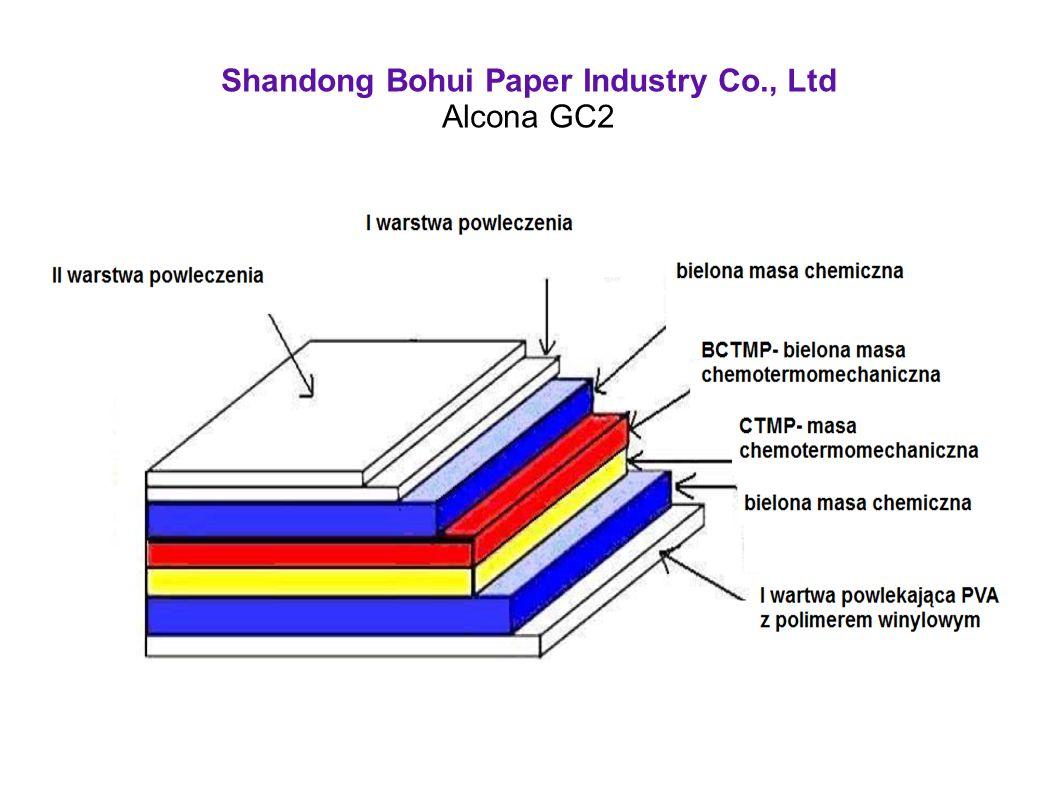 Shandong Bohui Paper Industry Co., Ltd Alcona GC2