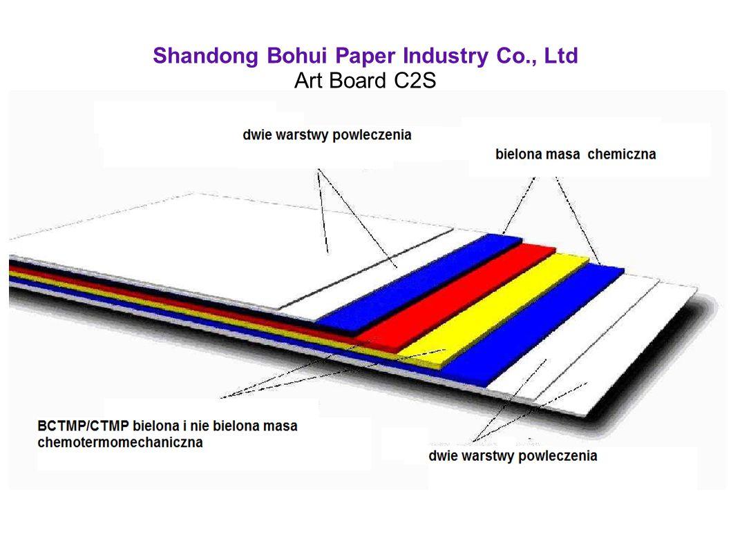 Shandong Bohui Paper Industry Co., Ltd Art Board C2S