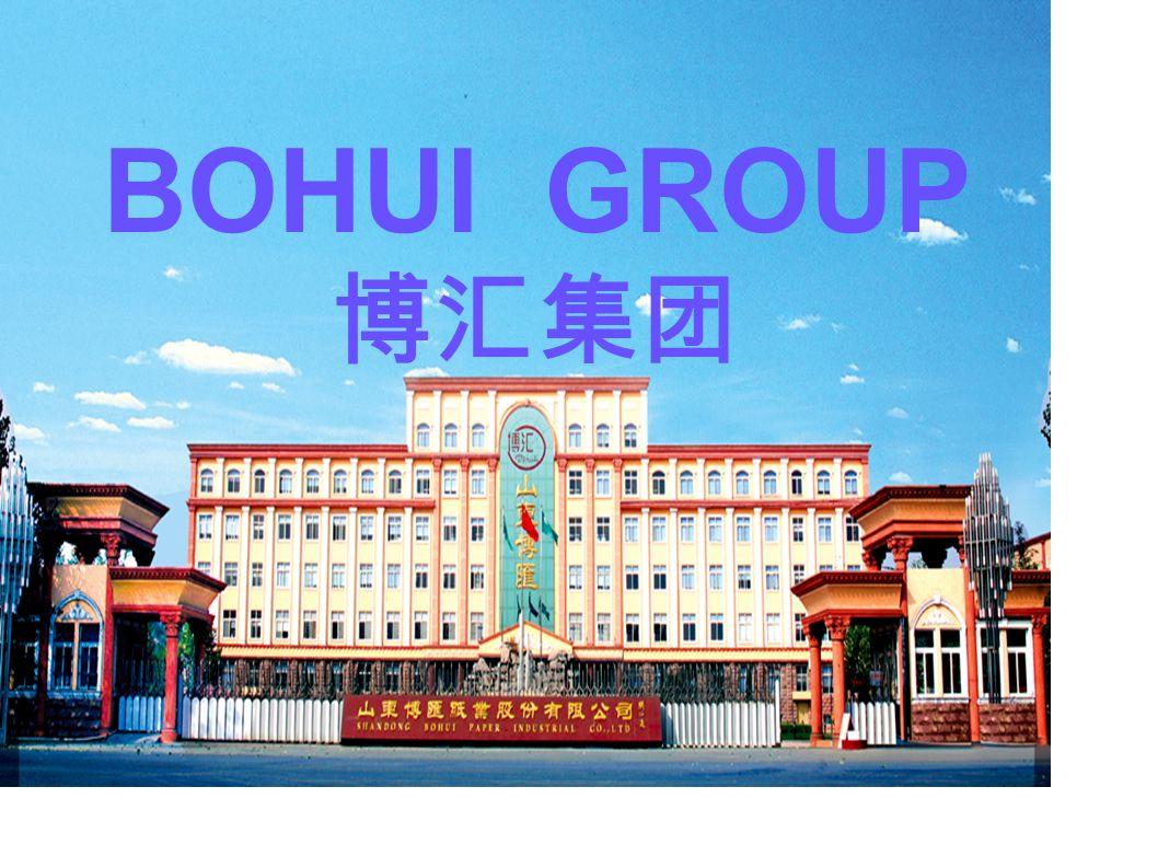 BOHUI GROUP 博汇集团