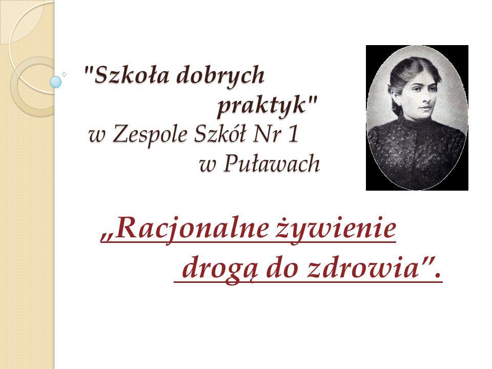 Szkoła dobrych praktyk w Zespole Szkół Nr 1 w Puławach