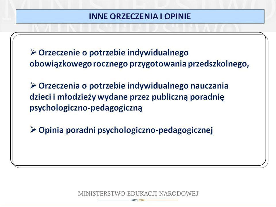 Wśród innych orzeczeń i opinii wydawanych przez PPP brane są pod uwagę następujące: … dalsza treść na slajdzie.