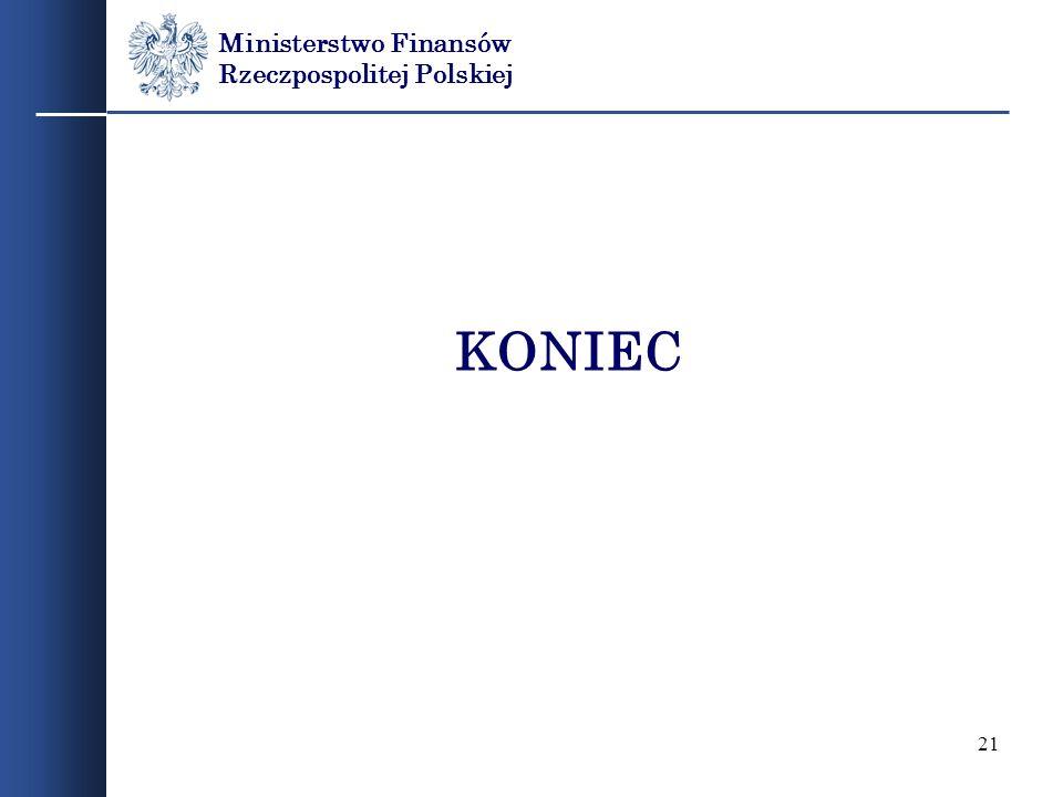 Ministerstwo Finansów Rzeczpospolitej Polskiej