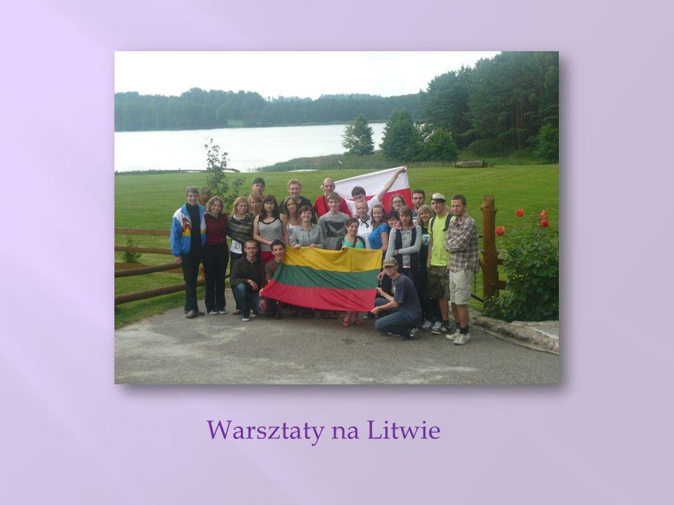 Warsztaty na Litwie