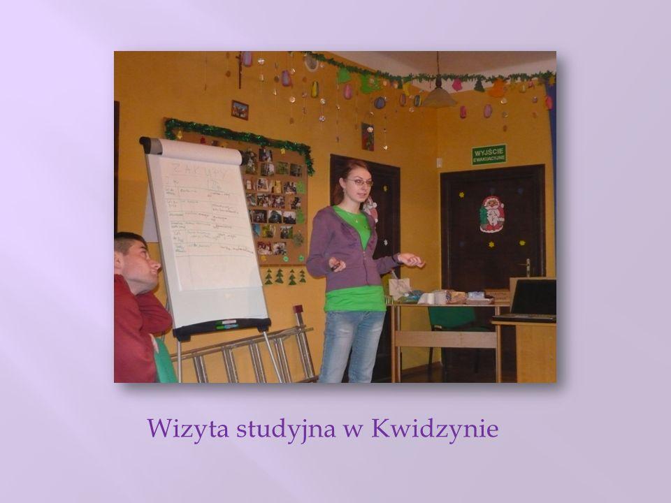 Wizyta studyjna w Kwidzynie