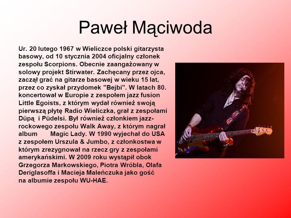 Paweł Mąciwoda