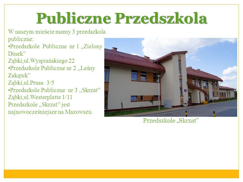 Publiczne Przedszkola