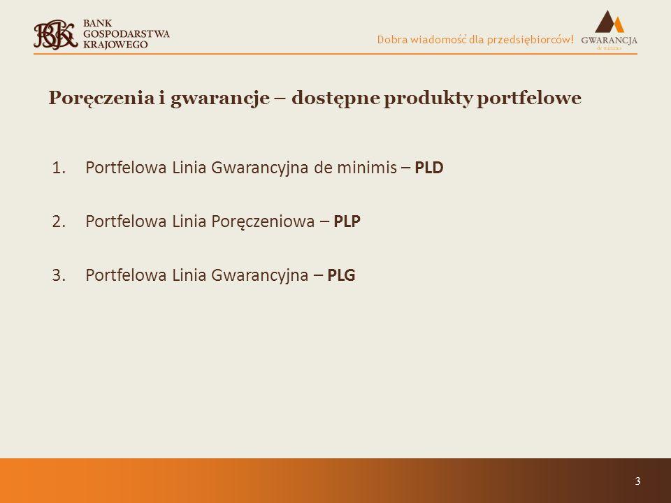 Poręczenia i gwarancje – dostępne produkty portfelowe