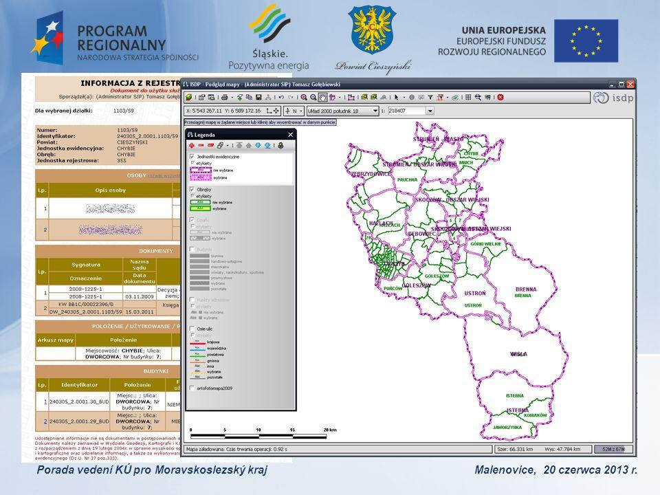 Porada vedení KÚ pro Moravskoslezský kraj