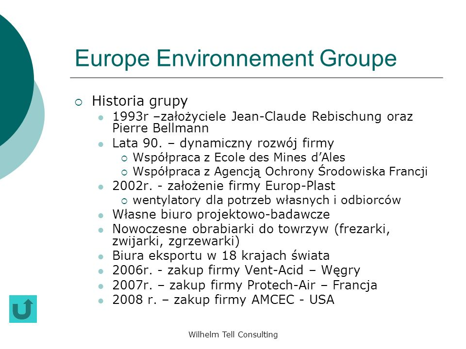 Europe Environnement Groupe