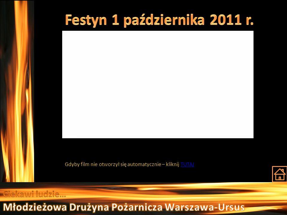 Festyn 1 października 2011 r.Gdyby film nie otworzył się automatycznie – kliknij TUTAJ. Ciekawi ludzie…