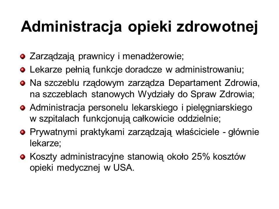 Administracja opieki zdrowotnej