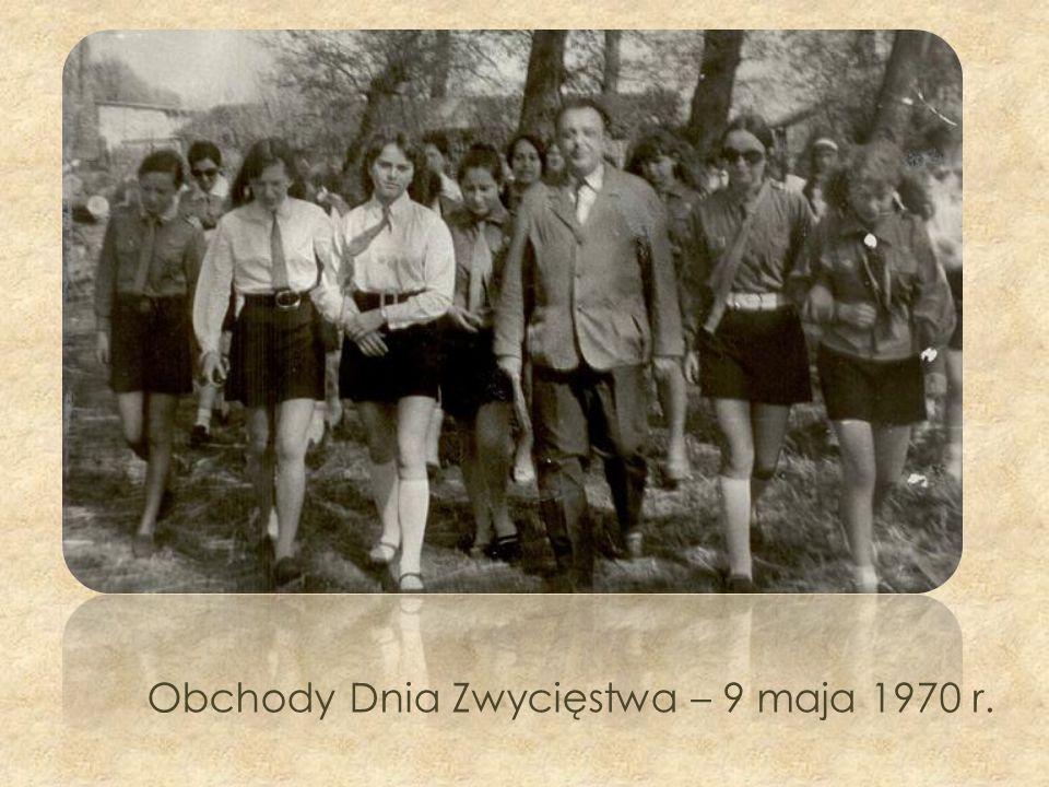 Obchody Dnia Zwycięstwa – 9 maja 1970 r.
