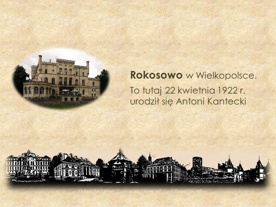 Rokosowo w Wielkopolsce.