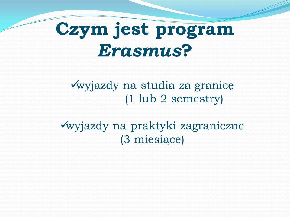 Czym jest program Erasmus