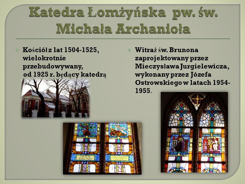 Katedra Łomżyńska pw. św. Michała Archanioła