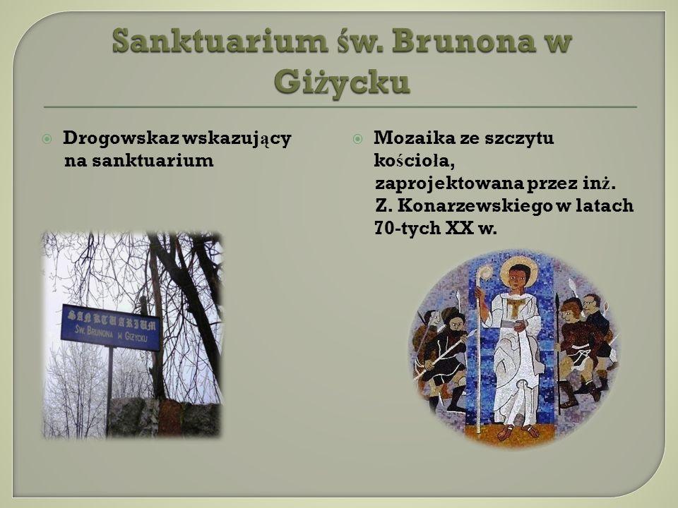 Sanktuarium św. Brunona w Giżycku