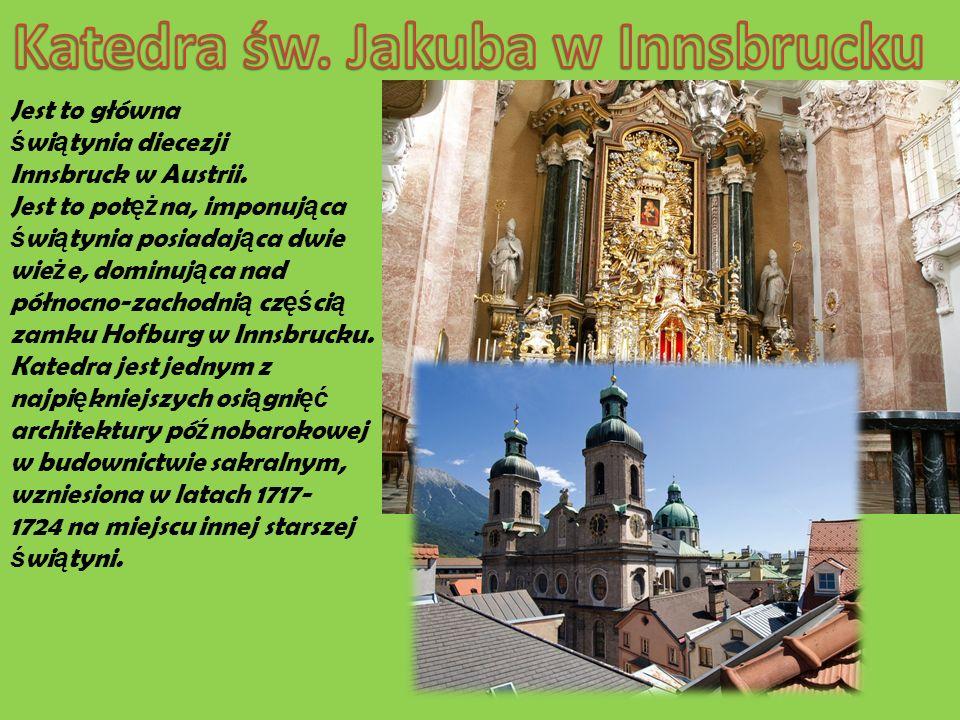 Katedra św. Jakuba w Innsbrucku