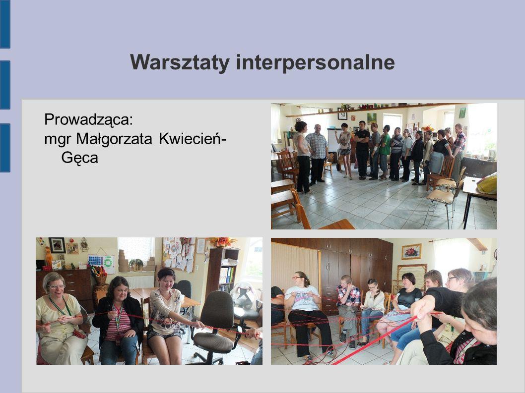 Warsztaty interpersonalne