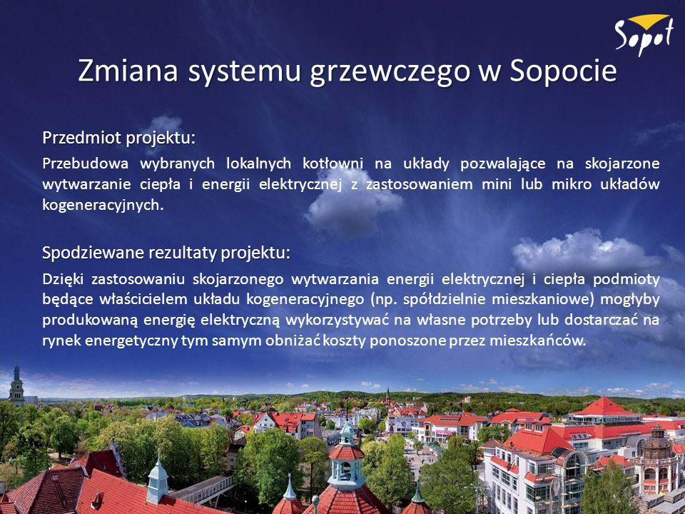 Zmiana systemu grzewczego w Sopocie