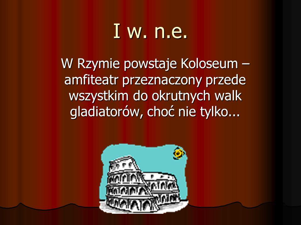 I w. n.e.