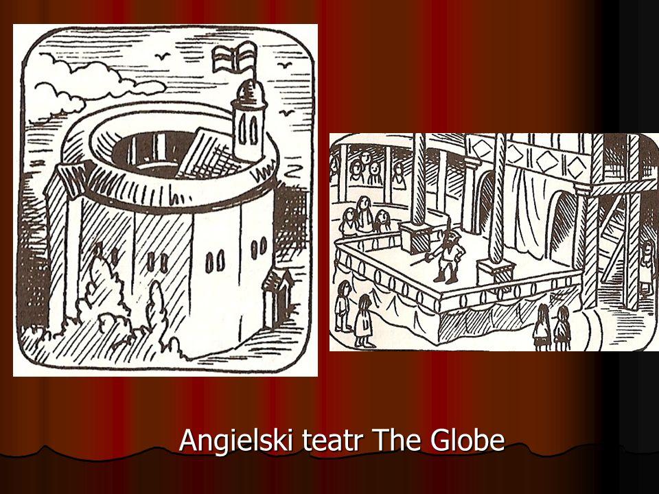 Angielski teatr The Globe