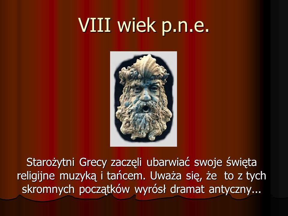 VIII wiek p.n.e.