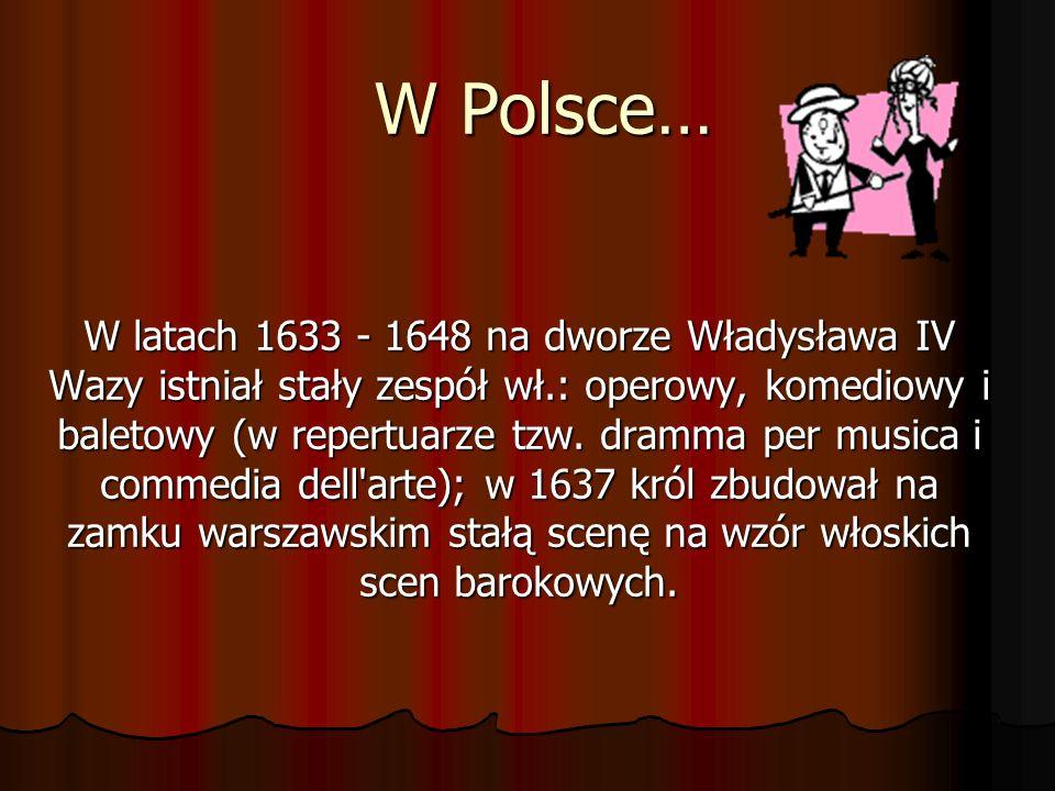 W Polsce…