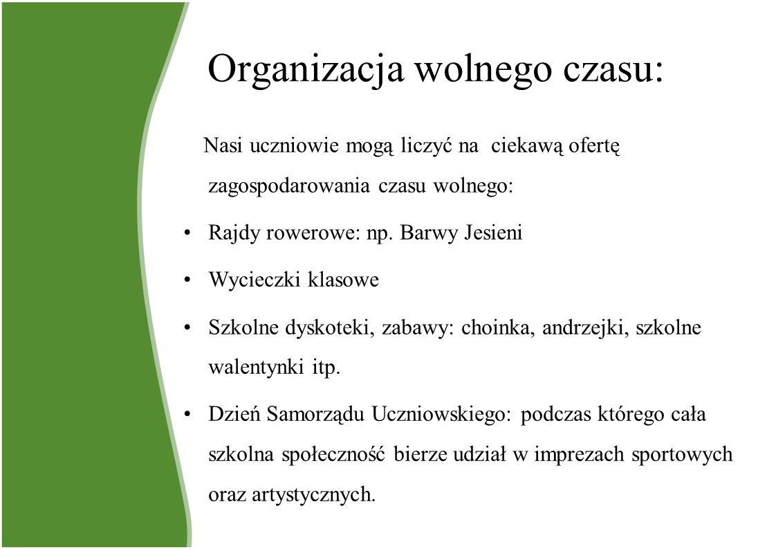 Organizacja wolnego czasu: