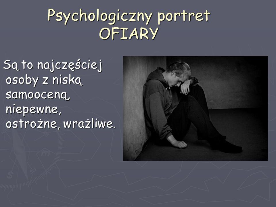 Psychologiczny portret OFIARY