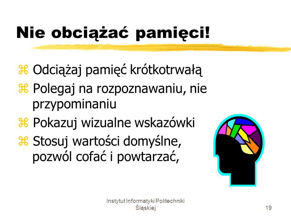 Instytut Informatyki Politechniki Śląskiej