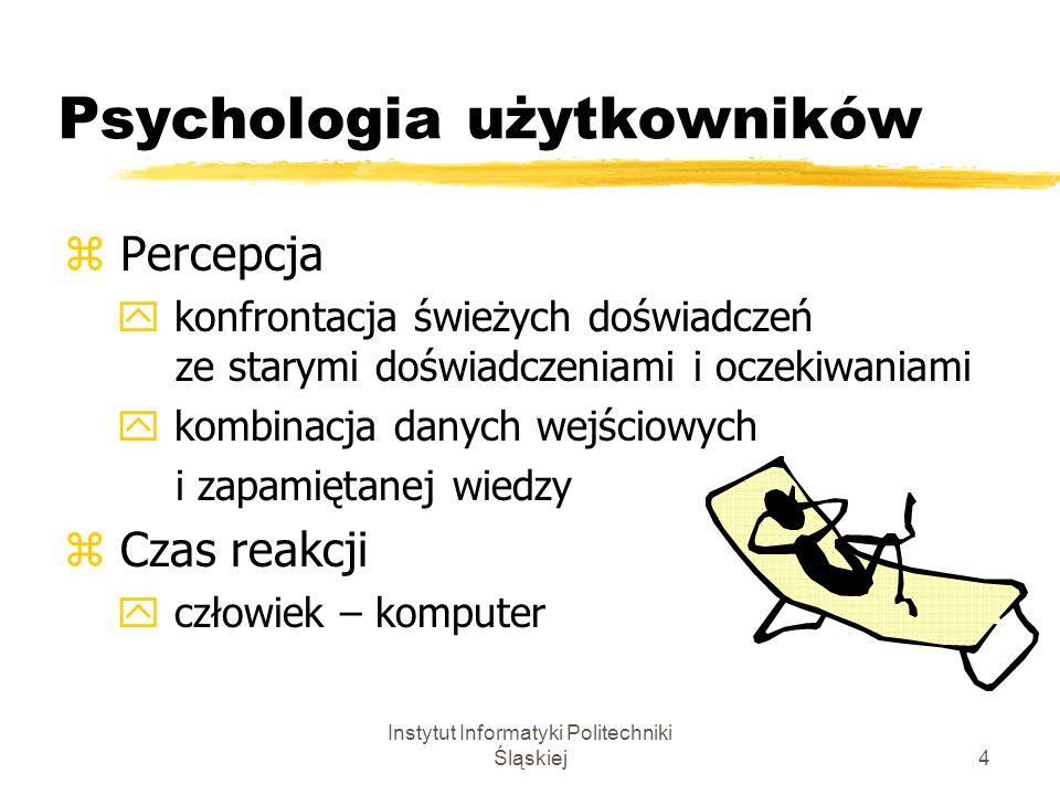 Psychologia użytkowników