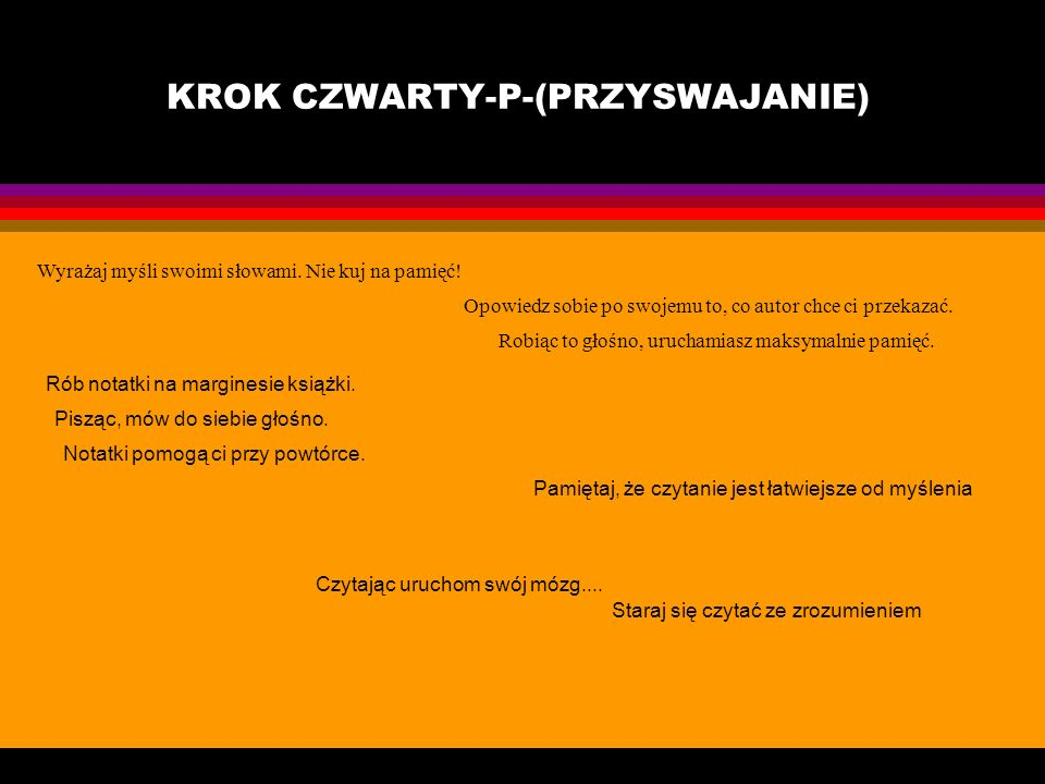 KROK CZWARTY-P-(PRZYSWAJANIE)