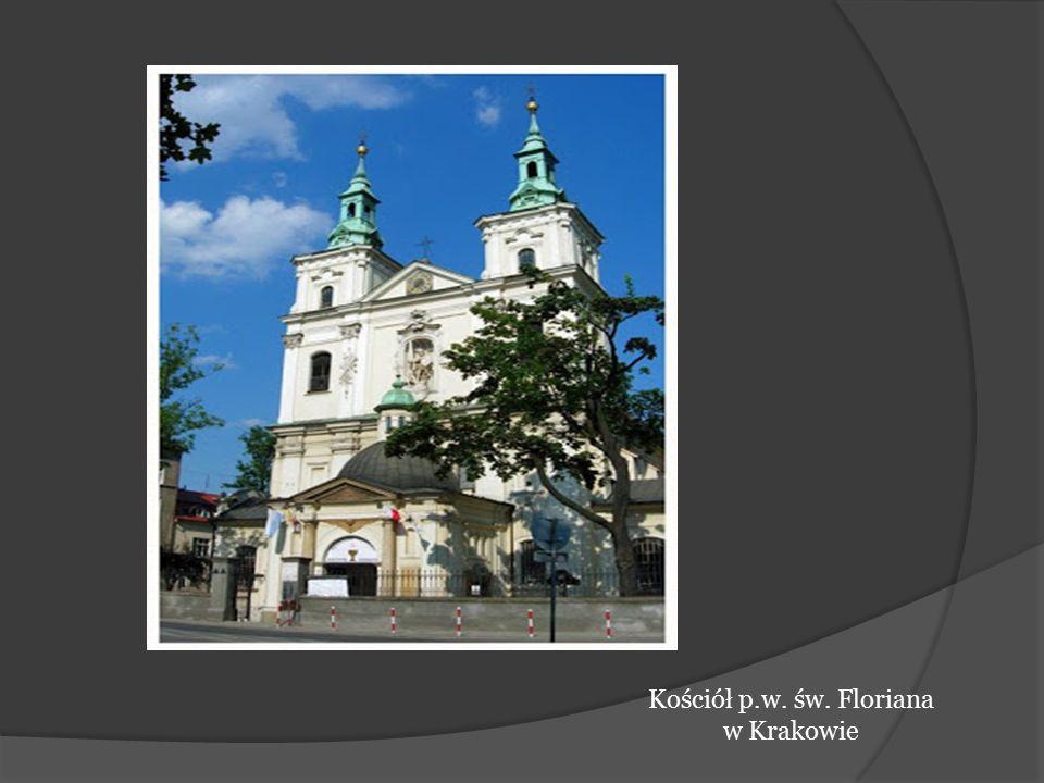 Kościół p.w. św. Floriana w Krakowie